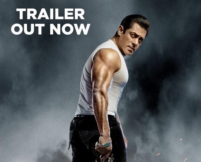 'Radhe' trailer: Salman Khan starrer promises the biggest action-entertainer of the year!