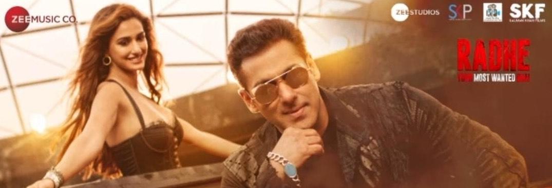 'Radhe': Catch Salman Khan & Disha Patani dance to the beats as 'Zoom Zoom' is out tomorrow!