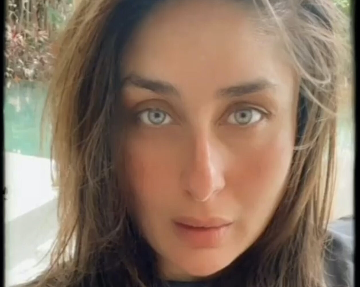 Kareena Kapoor Khan chills at home & gives a glimpse of her 'Moody Tuesdays'; WATCH
